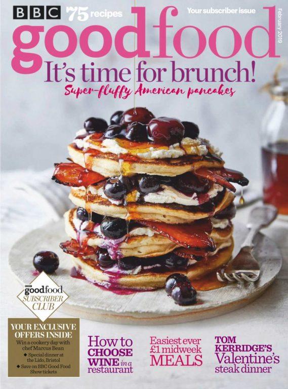BBC Good Food UK — February 2019