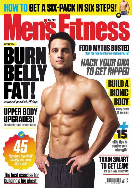 Men's Fitness UK – March 2019