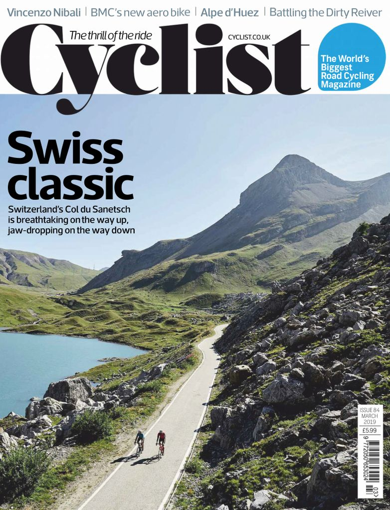 Cyclist UK – March 2019