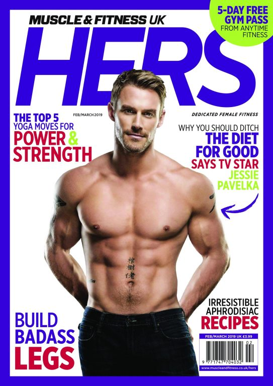 Muscle & Fitness UK – February 2019