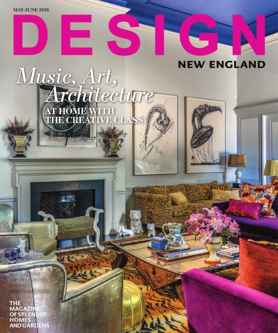 Design New England – May-June 2018