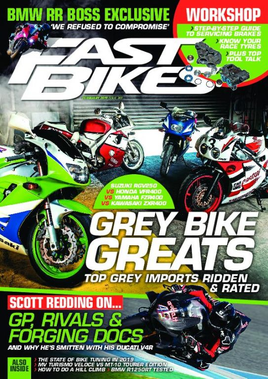 Fast Bikes UK – March 2019