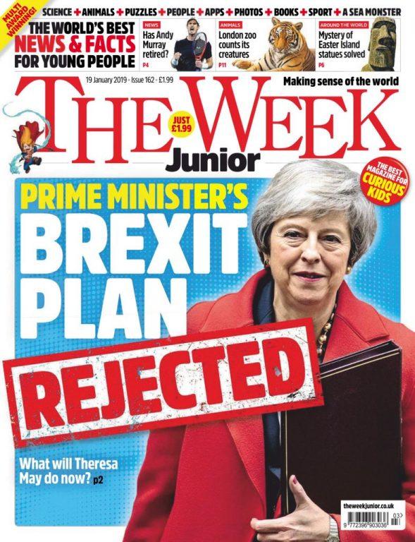 The Week Junior UK — 19 January 2019