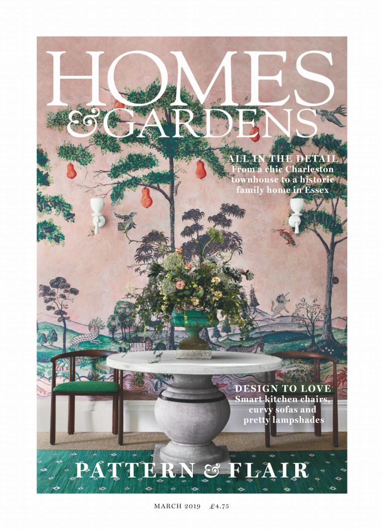 Homes & Gardens UK – March 2019