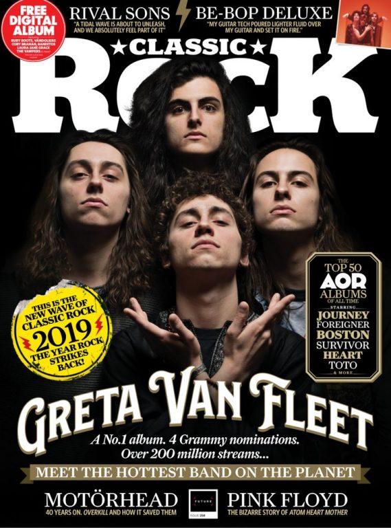 Classic Rock UK – February 2019
