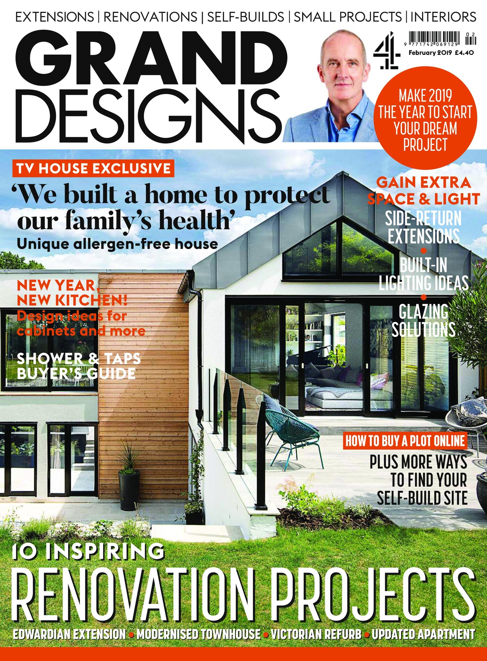 Grand Designs UK – February 2019
