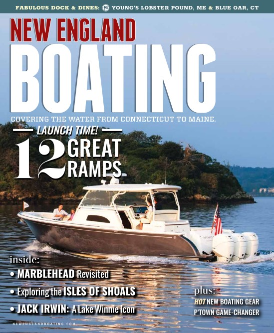 New England Boating – Fall-Winter 2018