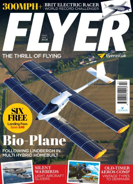Flyer UK – March 2019