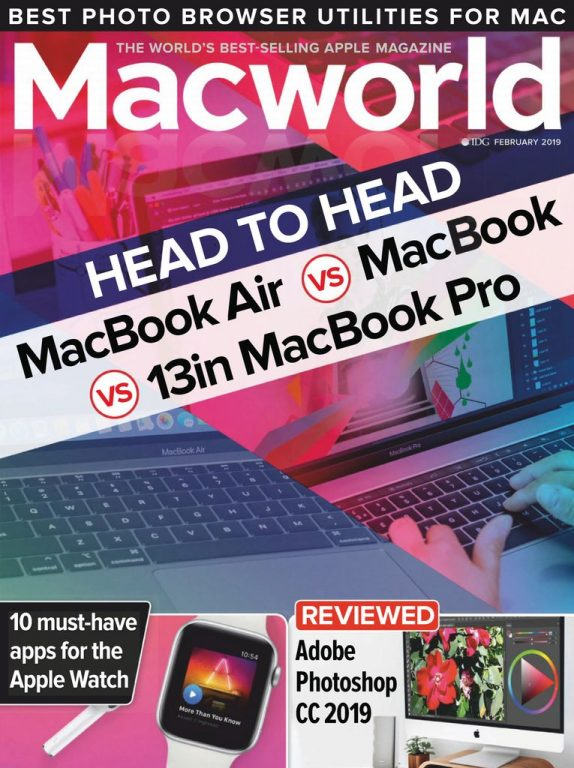Macworld UK – February 2019