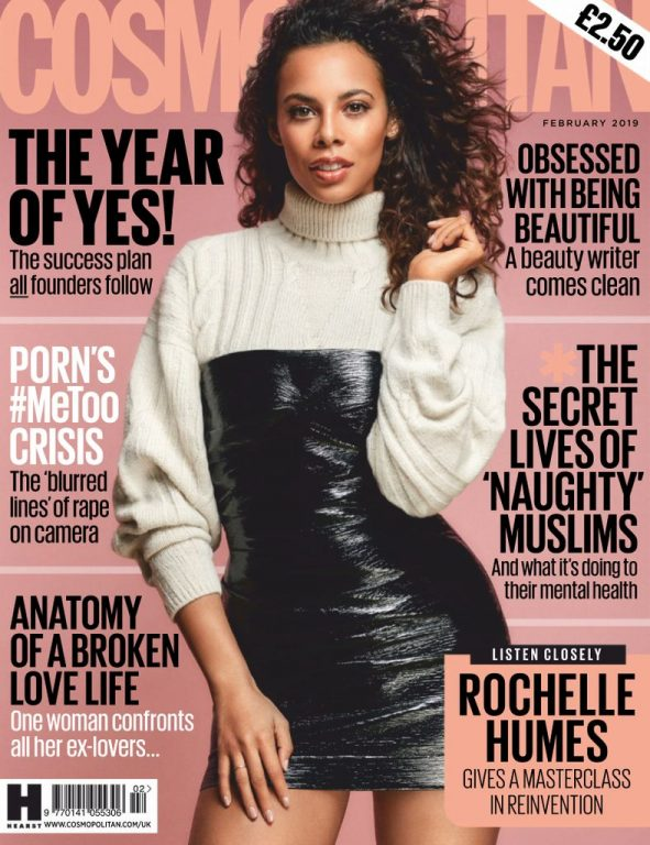 Cosmopolitan UK – February 2019