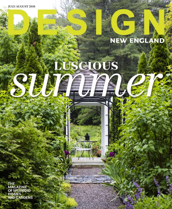 Design New England – July-August 2018