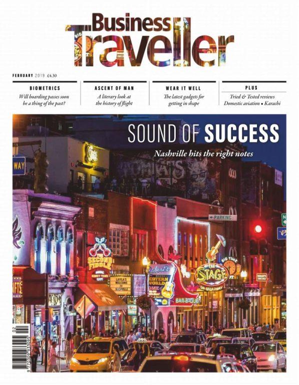 Business Traveller UK – January 2019