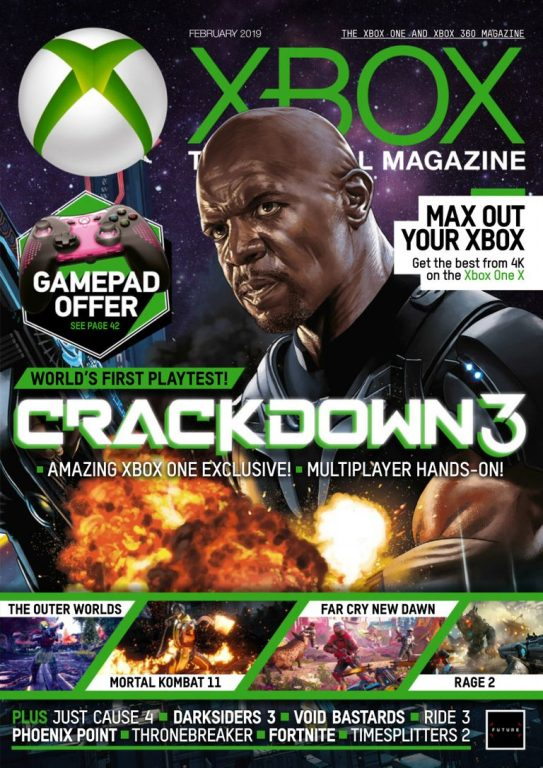 Xbox The Official Magazine UK – February 2019