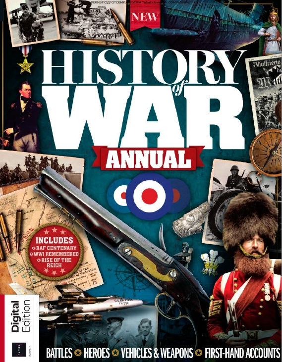 All About History – History Of War – 2019