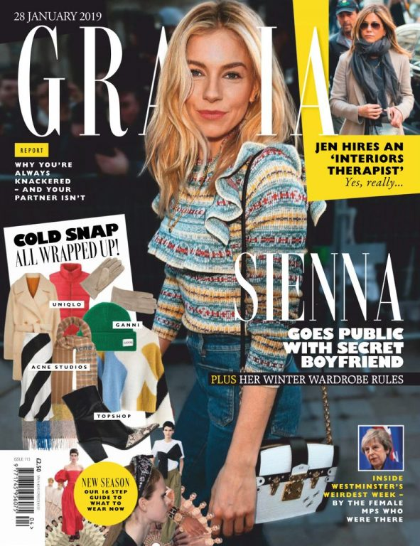 Grazia UK – 03 February 2019