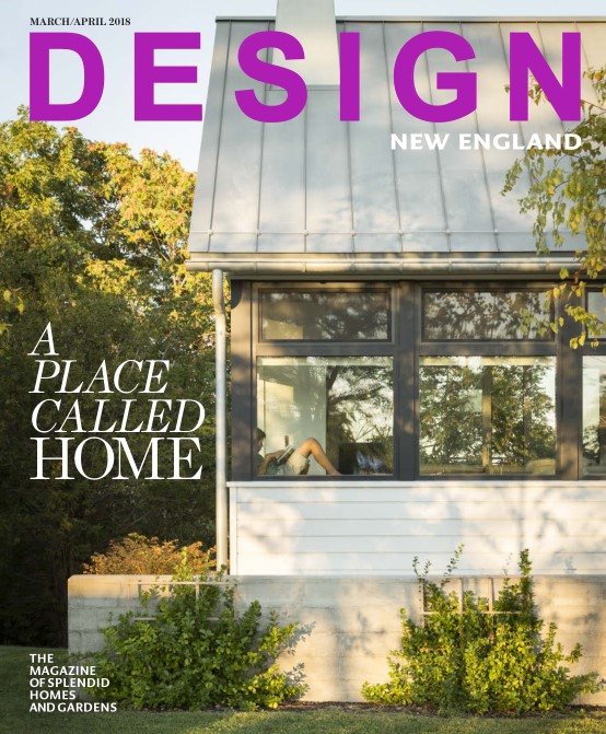 Design New England – March-April 2018