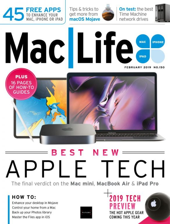 MacLife UK – February 2019
