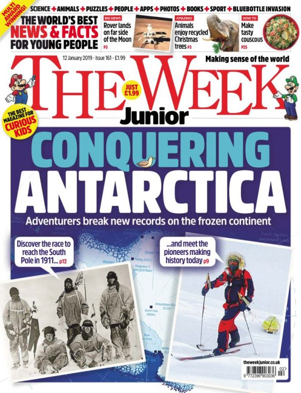 The Week Junior UK – 12 January 2019