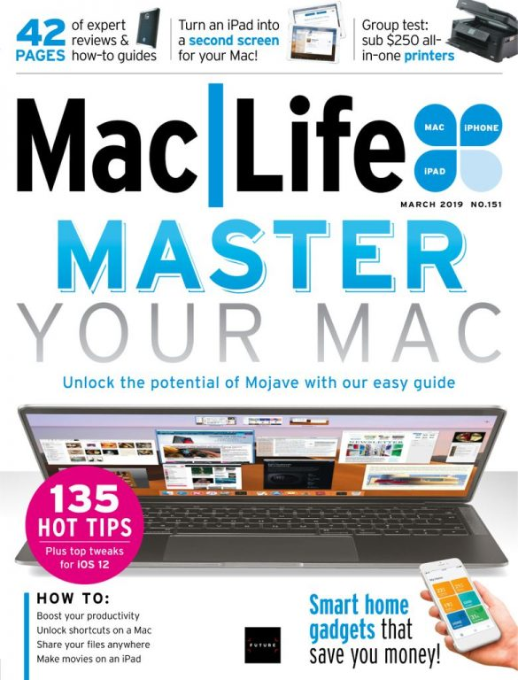MacLife UK – March 2019