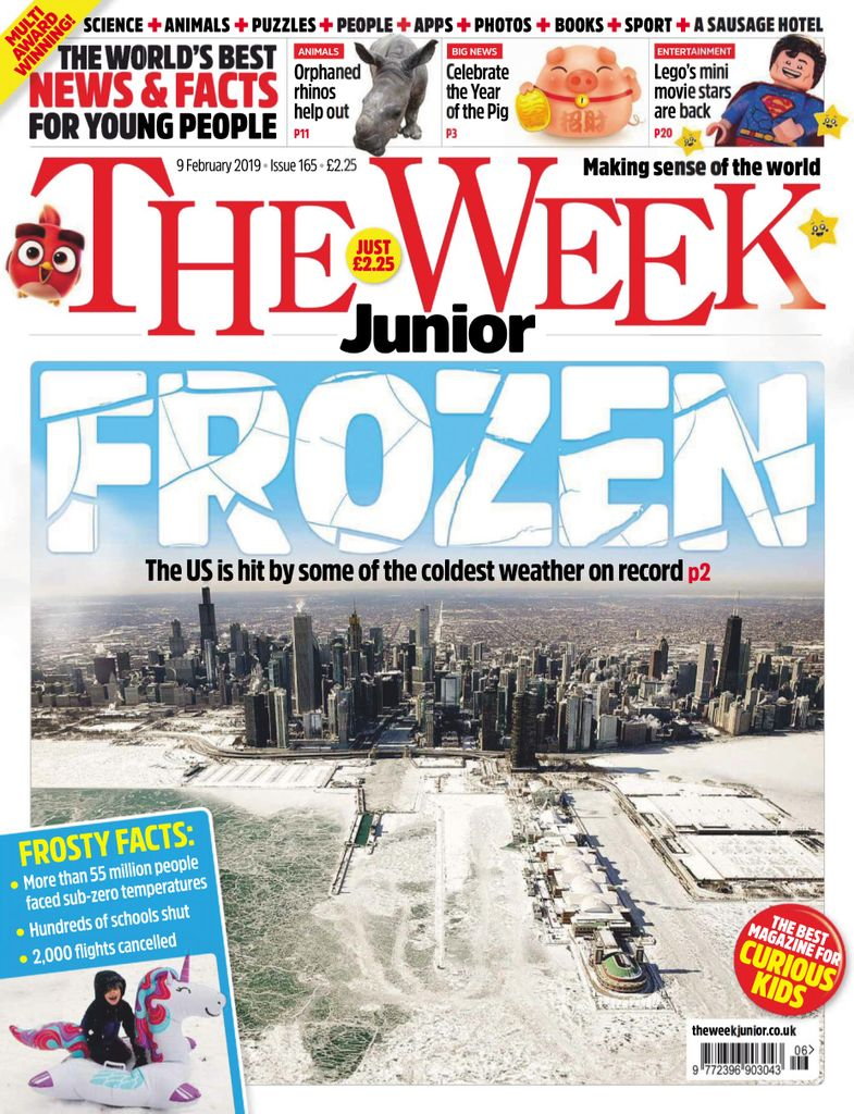 The Week Junior UK – 09 February 2019