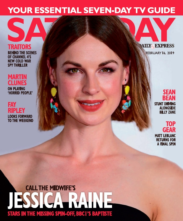 Saturday Magazine – 16.02.2019
