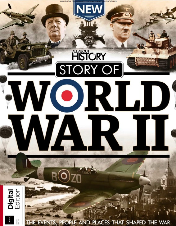 All About History – Story Of World War II – 2019