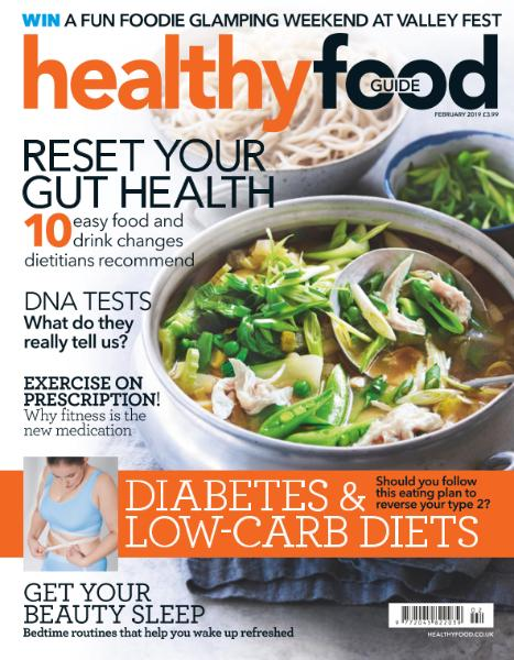 Healthy Food Guide UK – February 2019