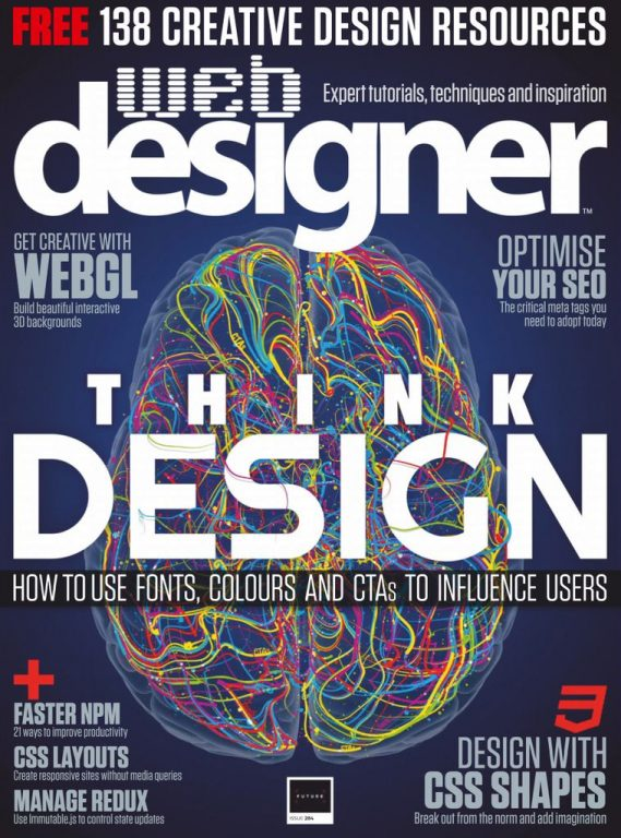 Web Designer UK – March 2019