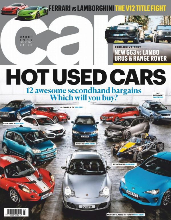 Car UK – March 2019