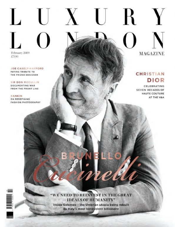 Luxury London – February 2019