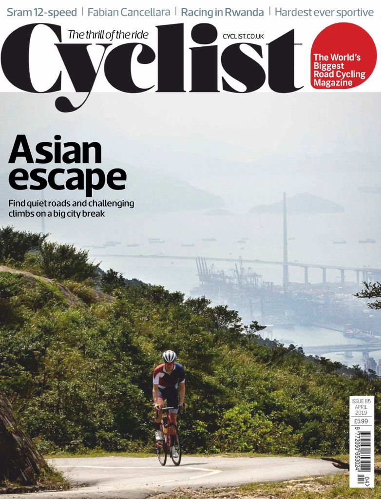 Cyclist UK – April 2019