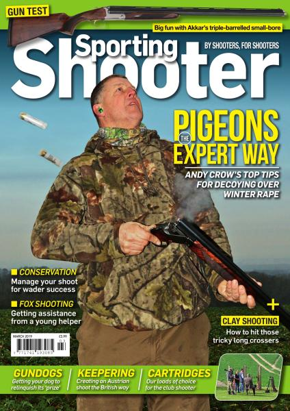 Sporting Shooter UK – March 2019