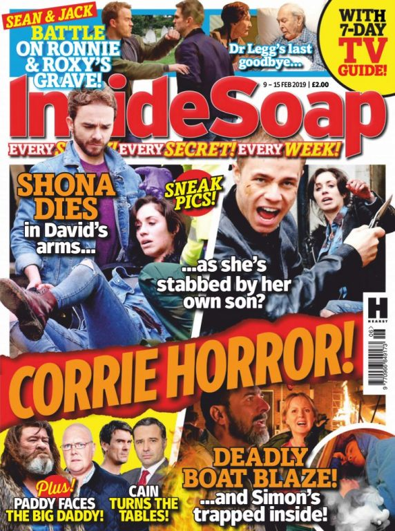 Inside Soap UK – 09 February 2019