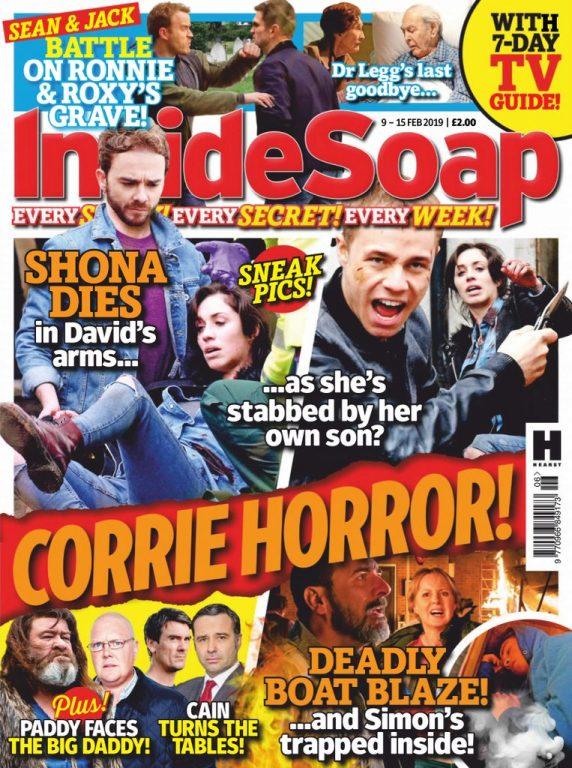Inside Soap UK — 09 February 2019