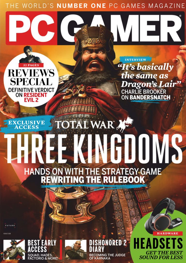 PC Gamer UK – March 2019