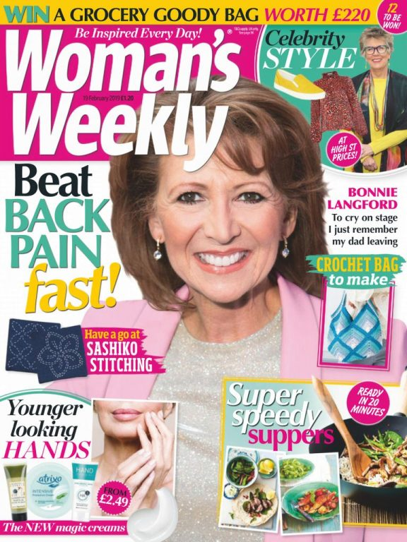 Woman's Weekly UK – 19 February 2019