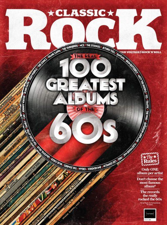 Classic Rock UK – March 2019