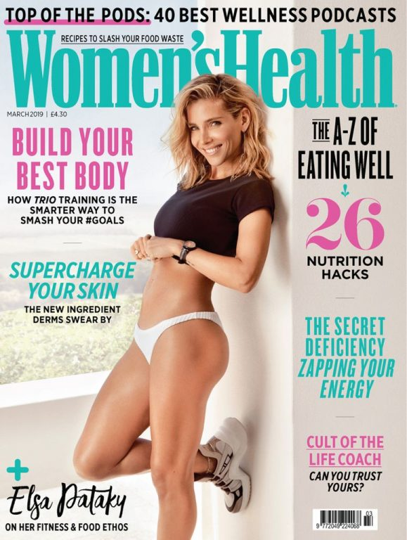 Women's Health UK – March 2019