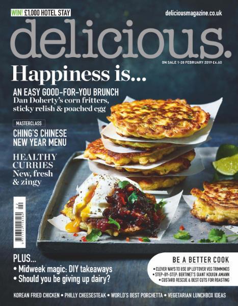 Delicious UK — February 2019