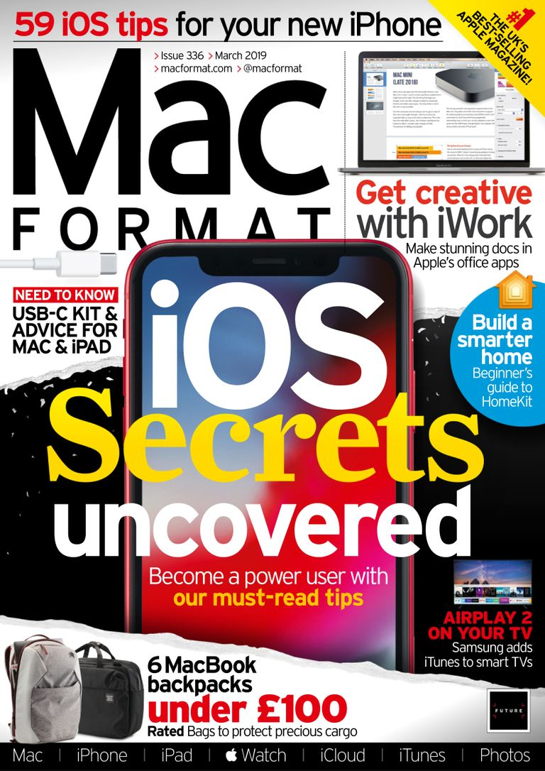 MacFormat UK – March 2019