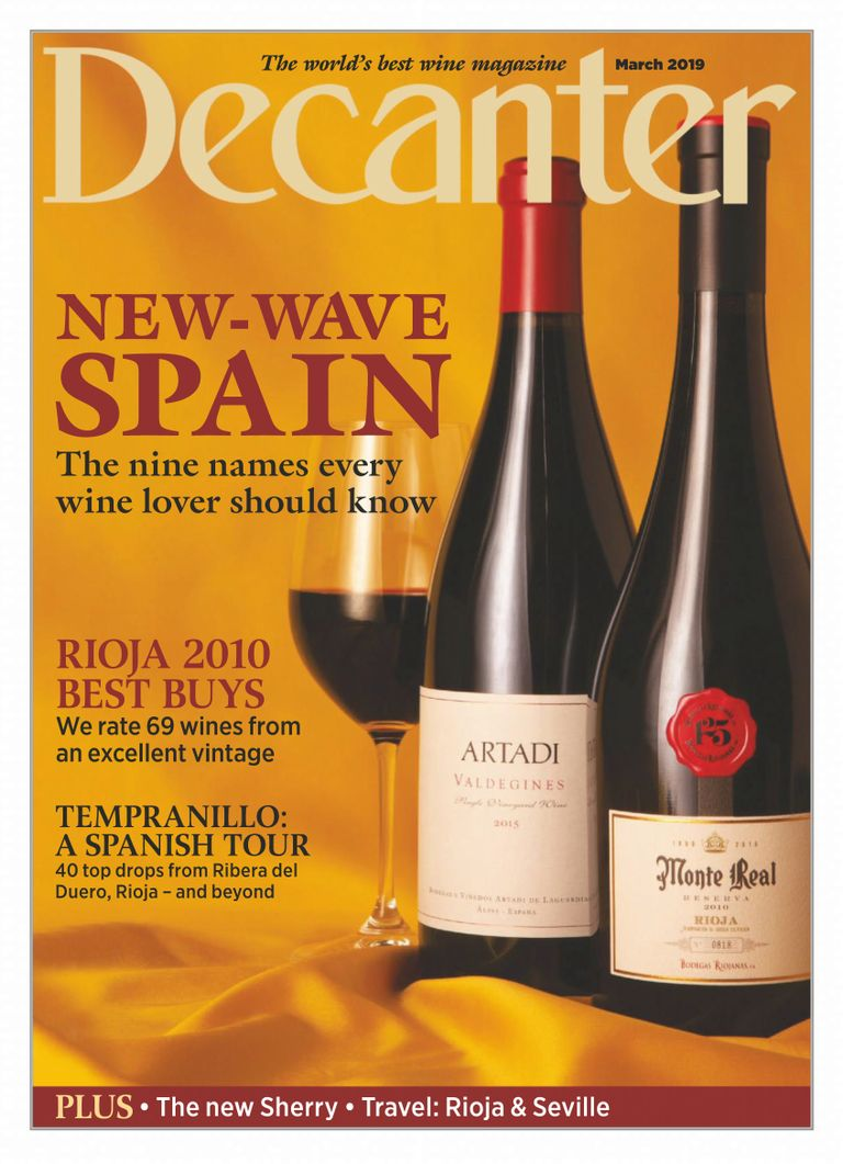 Decanter UK – March 2019