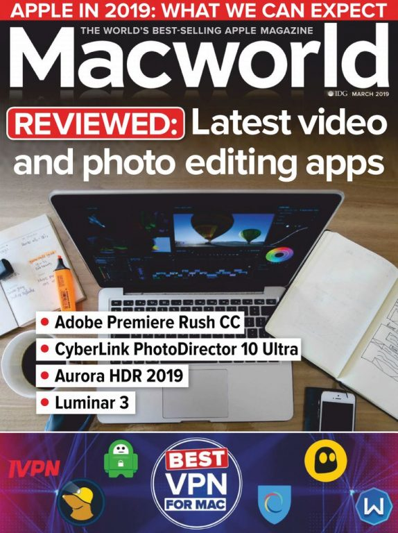 Macworld UK – March 2019