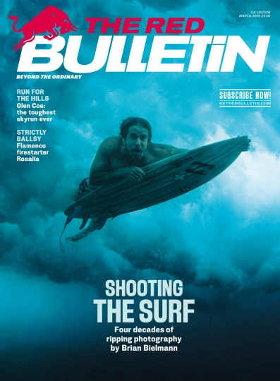 The Red Bulletin UK – March 2019