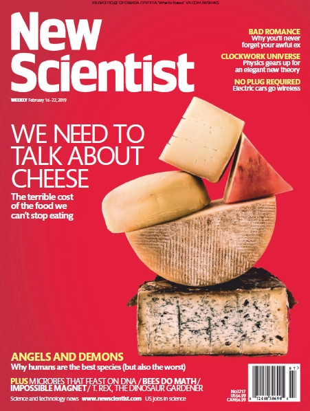 New Scientist – 16.02.2019