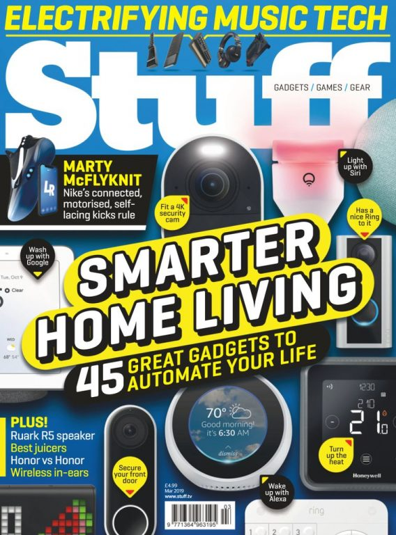 Stuff UK – March 2019