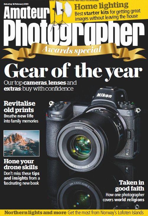 Amateur Photographer – 16.02.2019