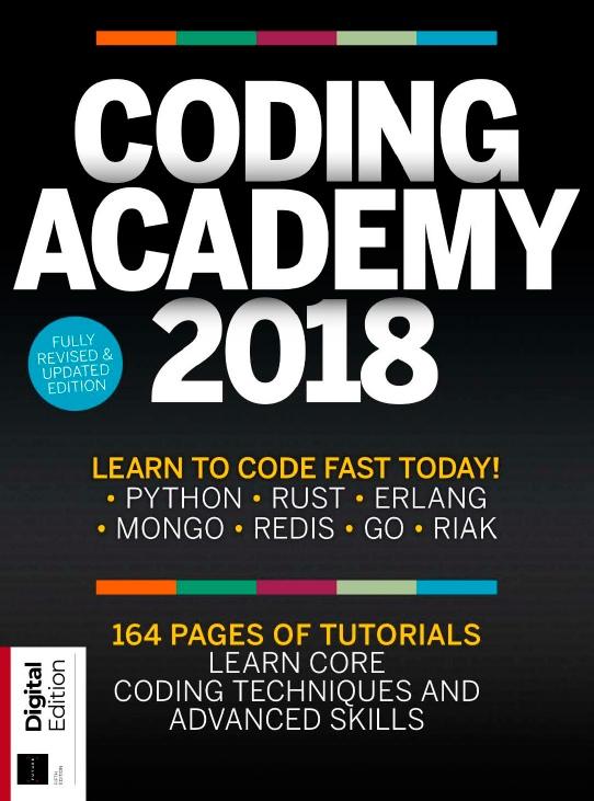 Future's Series – Coding Academy – 2018