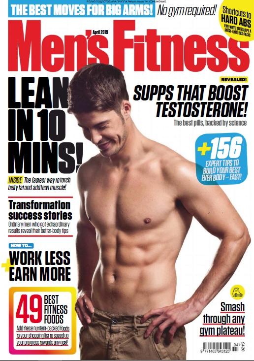 Men's Fitness UK – 04.2019
