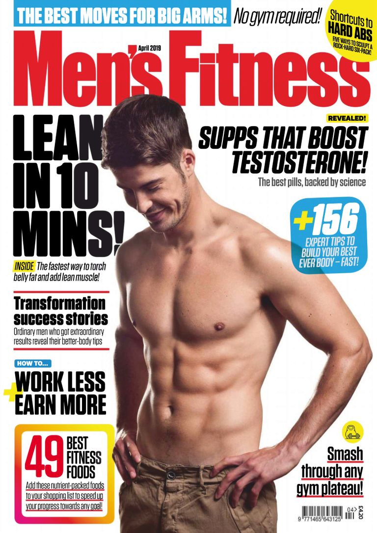 Men's Fitness UK – April 2019