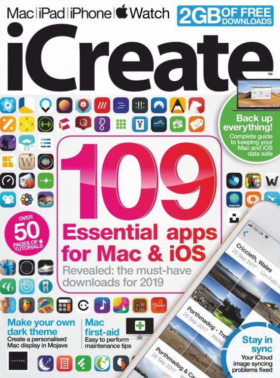 ICreate UK – February 2019